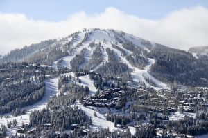 skiing deer valley bald mountain